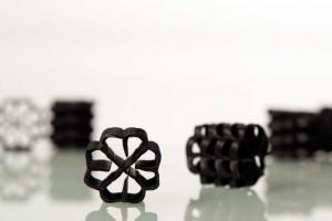 hel-x Biofilter MBBR Füllkörper black