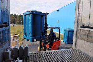 REX-M project management aquaculture RAS operation R&D Kreislaufanlage Inbetriebnahnme